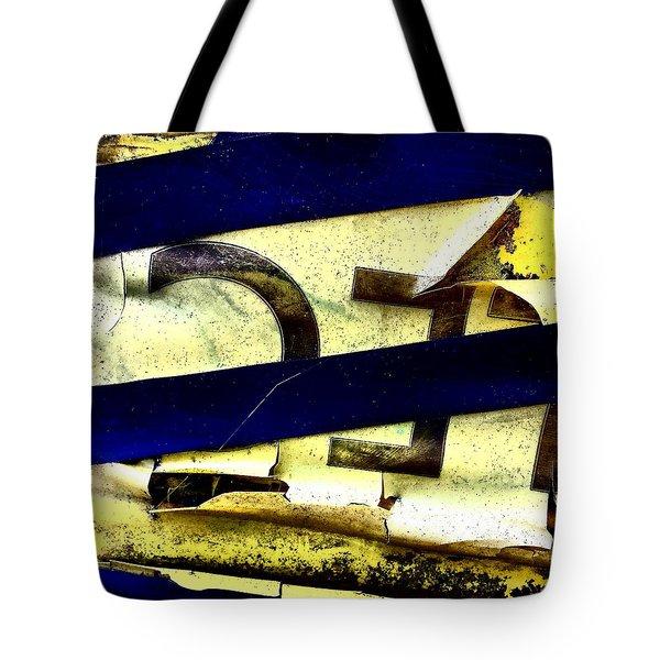 Lamppost 1b Tote Bag