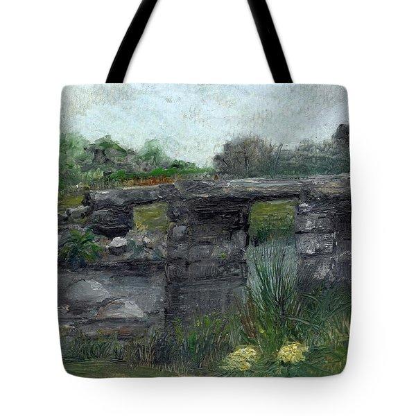 Postbridge Dartmoor Tote Bag by Carol Rowland