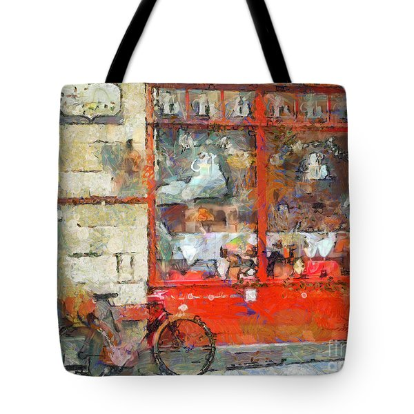 Postcard Perfect Tote Bag