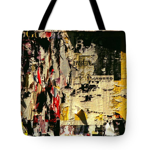 Poster Archaeology 5 Tote Bag