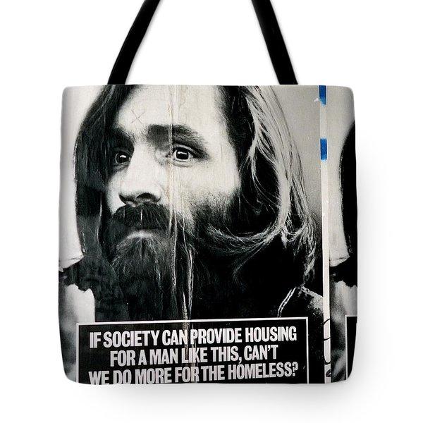 Poster Boy Charlie Tote Bag