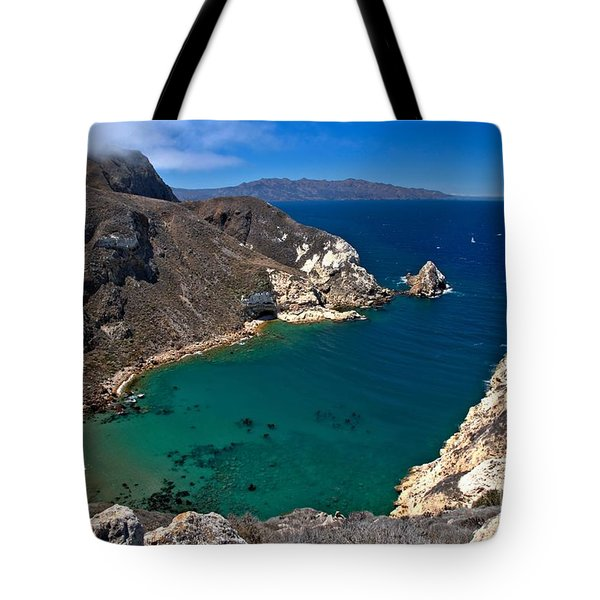 Potato Harbor Views Tote Bag