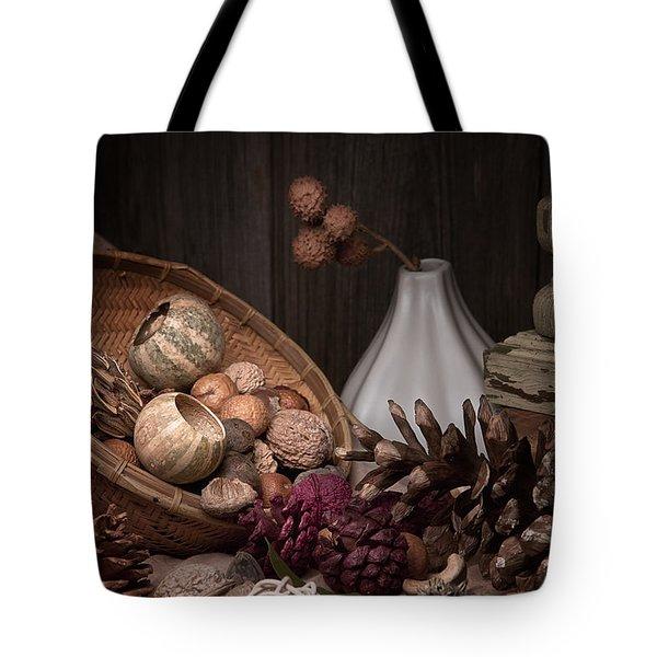 Potpourri Still Life Tote Bag