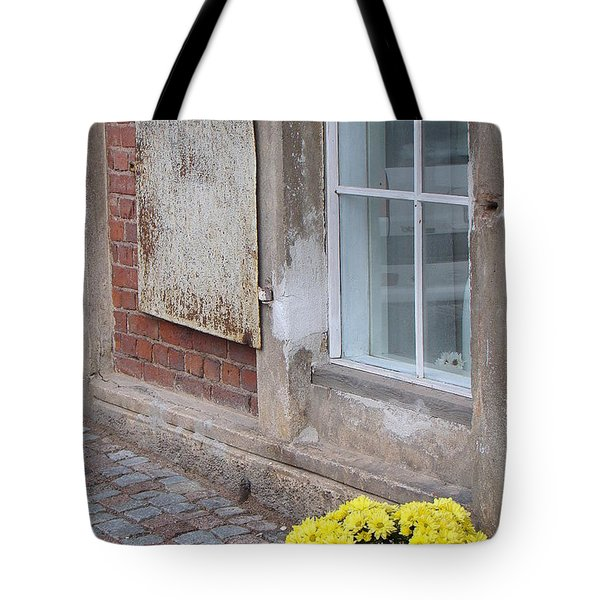 Potted Flowers  Tote Bag by Richard Rosenshein