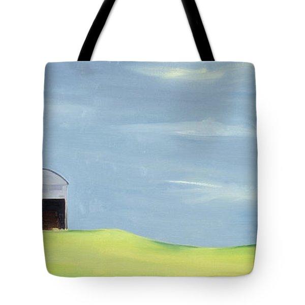 Poulton Fields  Tote Bag by Ana Bianchi
