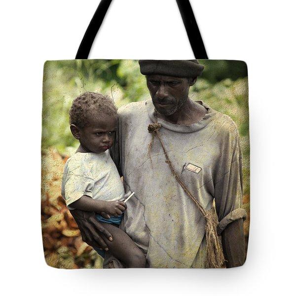 Poverty Tote Bag