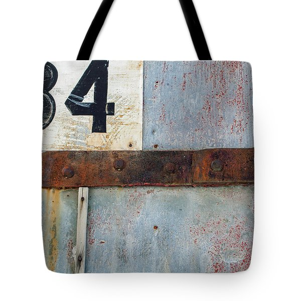 Powder Magazine Tote Bag