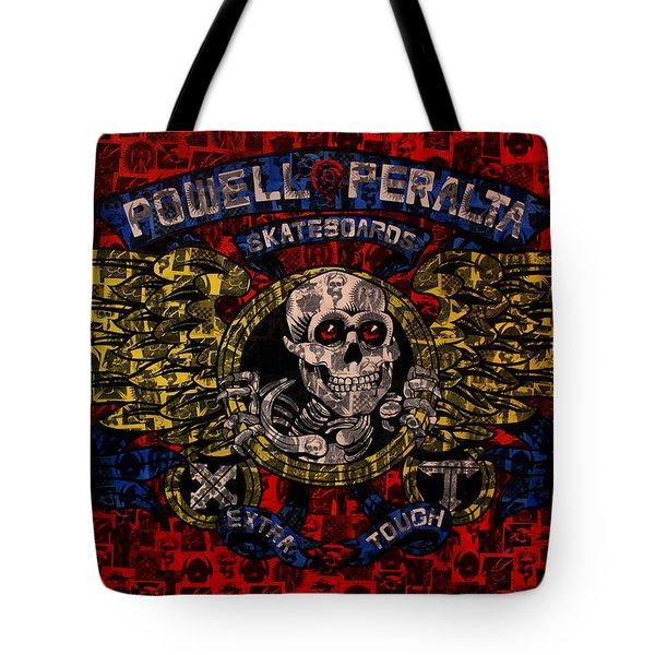 Powell Peralta Tote Bag