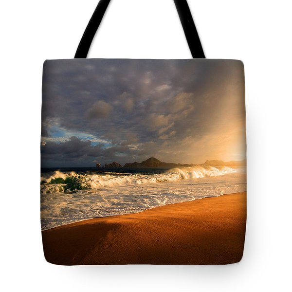 Tote Bag featuring the photograph Power by Eti Reid
