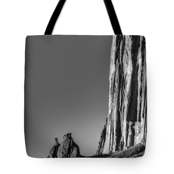 Power Of Stone Tote Bag by Bob Christopher