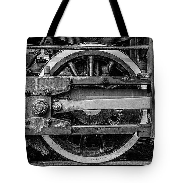 Tote Bag featuring the photograph Power Stroke by Ken Smith