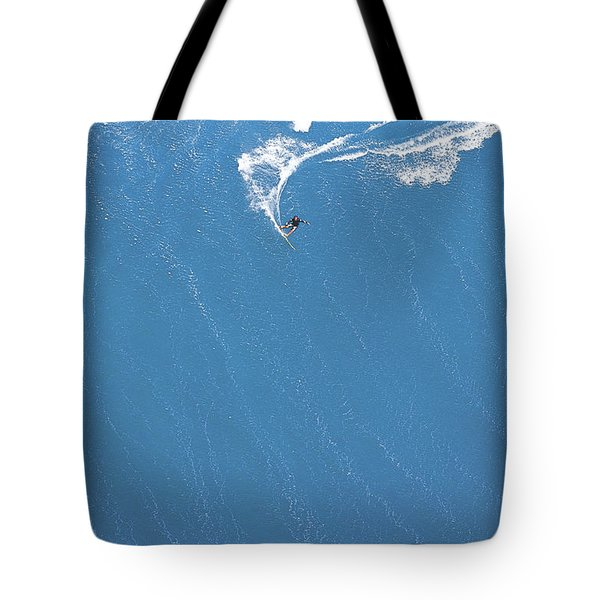 Power Turn Tote Bag