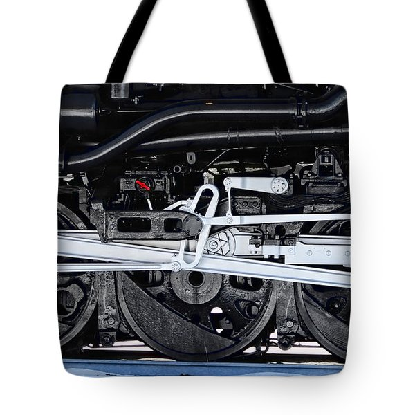 Power Wheels Tote Bag