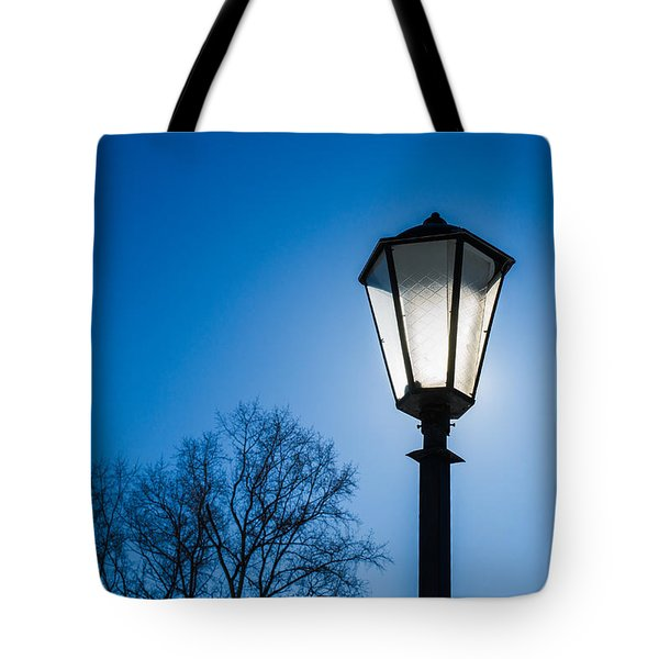 Powered By The Sun - Featured 3 Tote Bag by Alexander Senin
