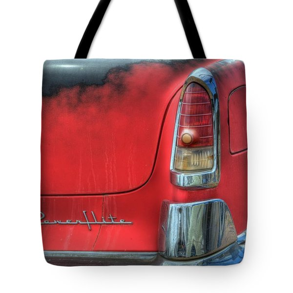 Powerflite Tote Bag by Bob Christopher