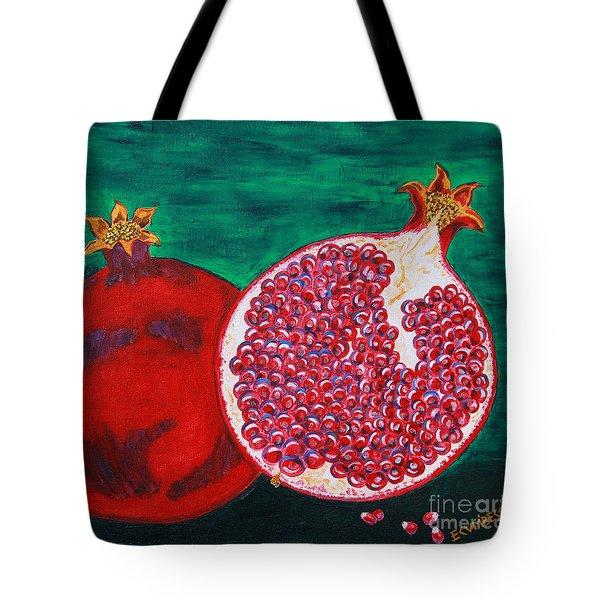 Powerful Poms Tote Bag