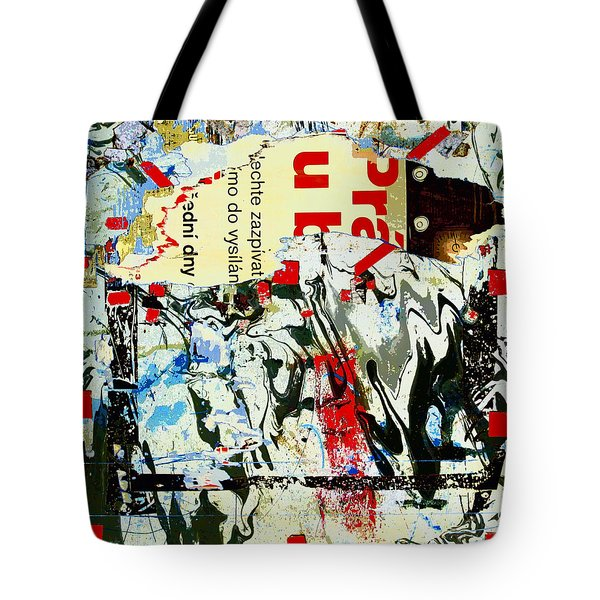 Prague Spring Tote Bag by Dominic Piperata
