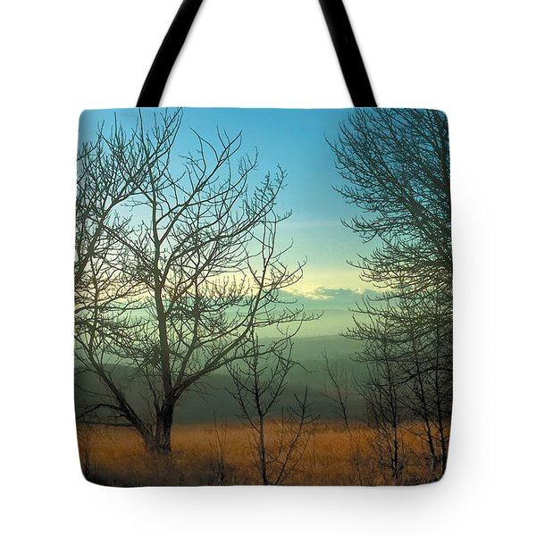 Prairie Autumn 2 Tote Bag