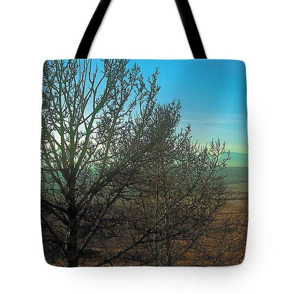 Prairie Autumn 7 Tote Bag by Terry Reynoldson