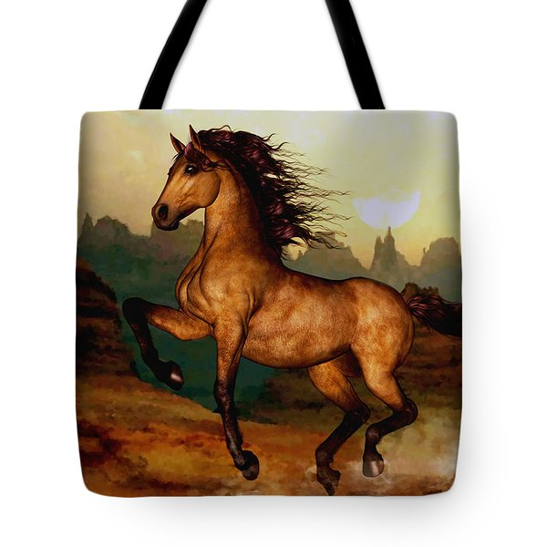 Prairie Dancer Tote Bag
