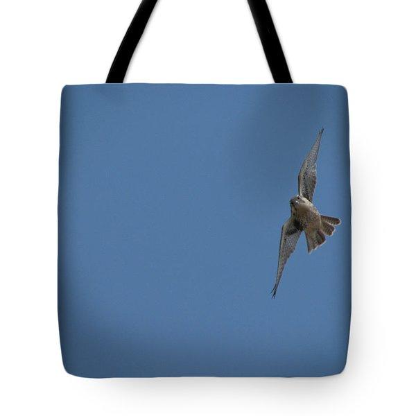 Prairie Diver Tote Bag