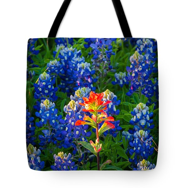 Prairie Fire Tote Bag