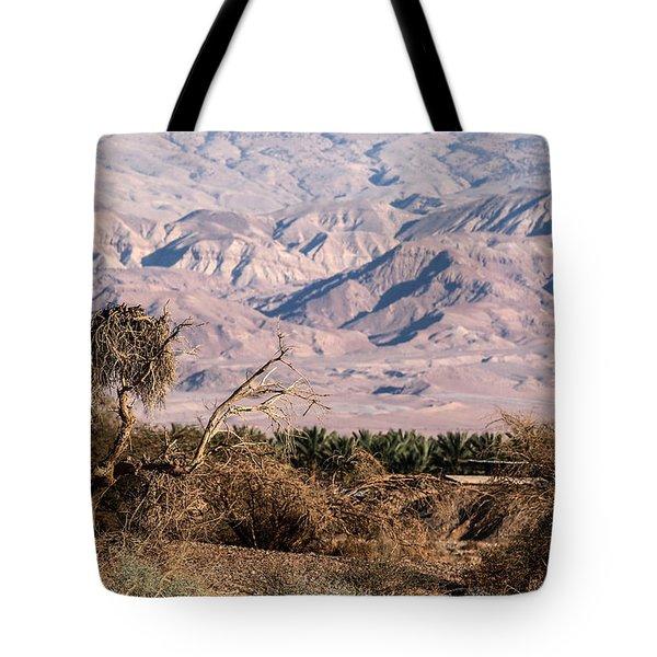 Prairie Landscapes Tote Bag
