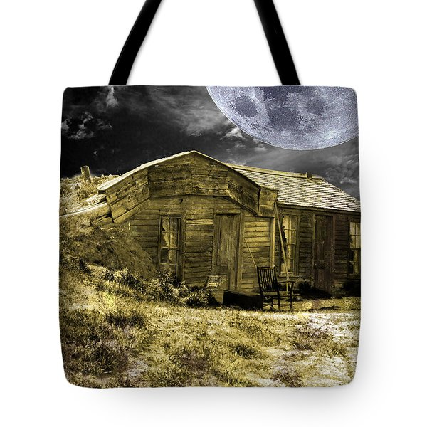 Prairie Life Digital Tote Bag