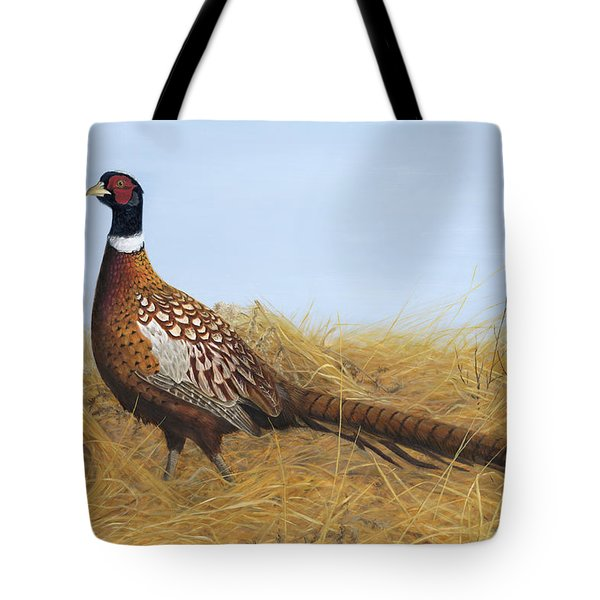 Tote Bag featuring the painting Prairie Splendor by Tammy Taylor