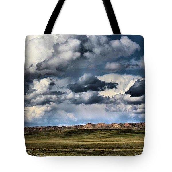 Prairie Spring Tote Bag