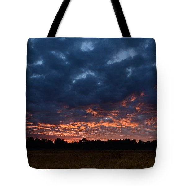 Prairie Sunrise Tote Bag