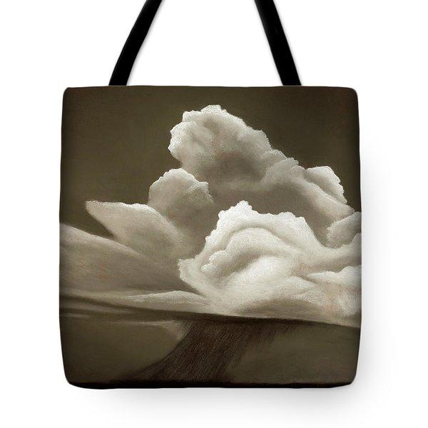 Prairy Storm IIi Tote Bag