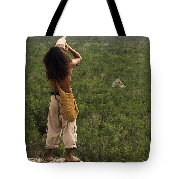 Praising The Gods Tote Bag by Adam Romanowicz