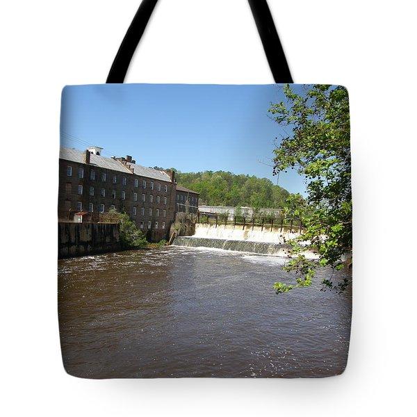 Pratt Cotton Factory Tote Bag