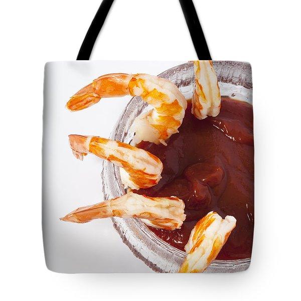 Prawn Cocktail Tote Bag