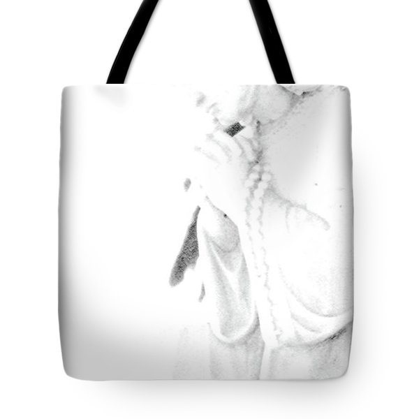 Pray Tote Bag