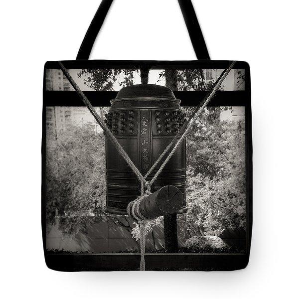 Prayer Bell Tote Bag