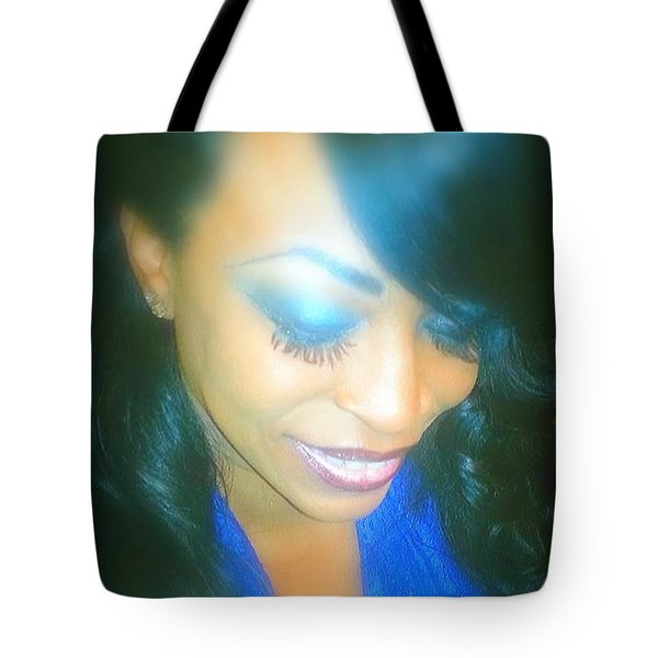Tote Bag featuring the photograph Prayer Changes Things by Joetta Beauford