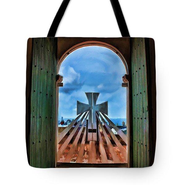 Prayers For Cartegena Tote Bag
