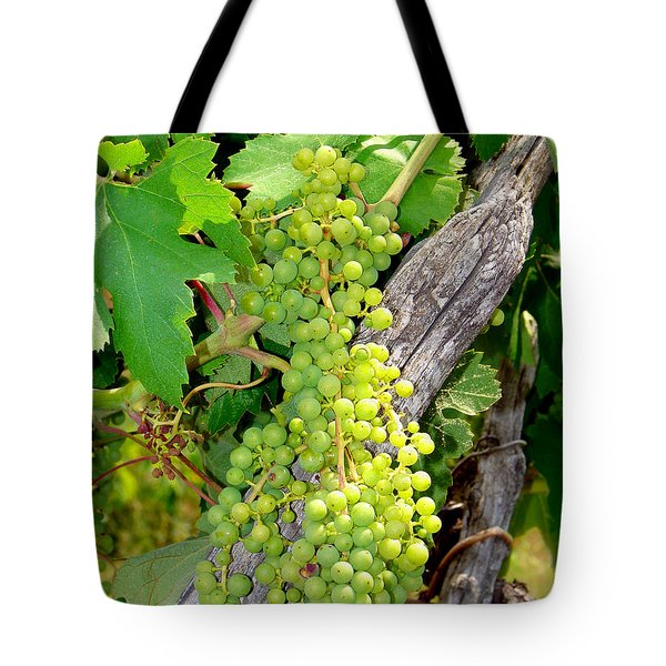Tote Bag featuring the photograph Pre-vino by Patrick Witz