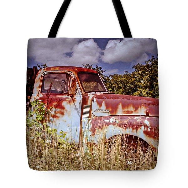 Preberry Takeover Tote Bag