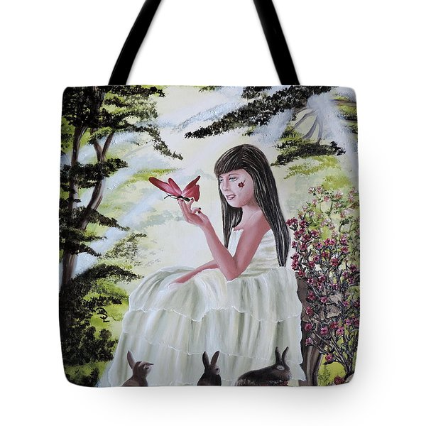 Precious Blessing Tote Bag