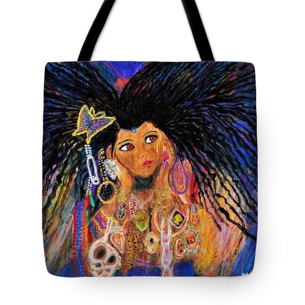 Precious Fairy Child Tote Bag