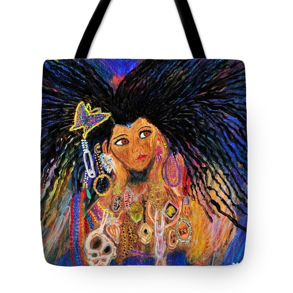 Precious Fairy Child Tote Bag