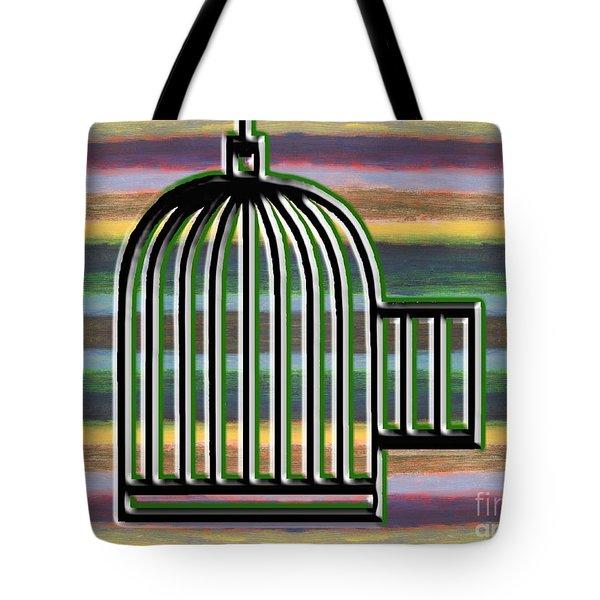 Precious Freedom Tote Bag by Patrick J Murphy