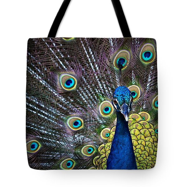 Precious Tote Bag by Joan Davis