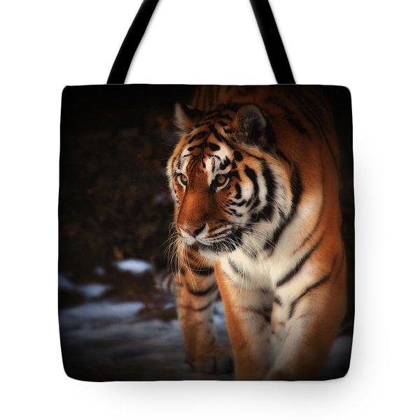 Precious Tote Bag by Karol Livote