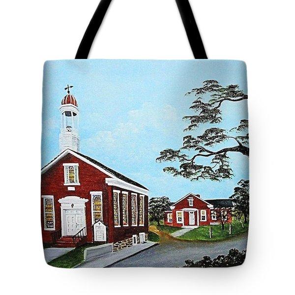Precious Memories Tote Bag by Darlene Prowell