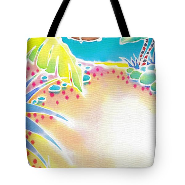 Precious Morning Tote Bag