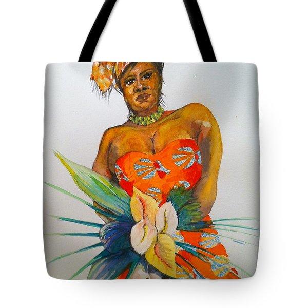 Precious Petal Tote Bag